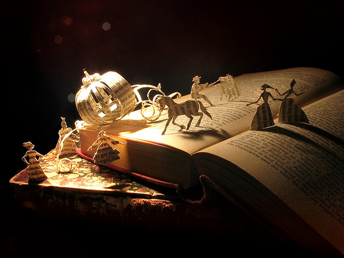 Fables Book Art