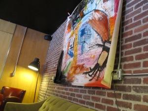 Highland Cafe Art