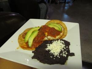 Highland Cafe Huevos Rancheros