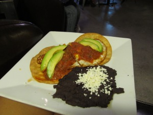 Highland Cafe Huevos Rancheros