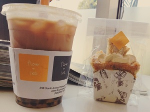 Flour and Tea Boba