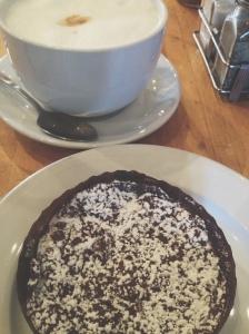 Literati Cappuccino Dessert