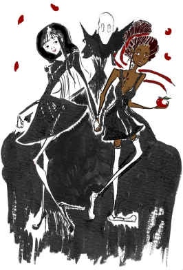 white-is-for-witching-oyeyemi-illustration