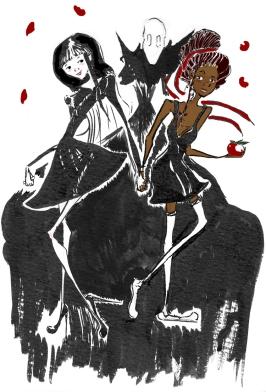 white-is-for-witching-oyeyemi-illustration